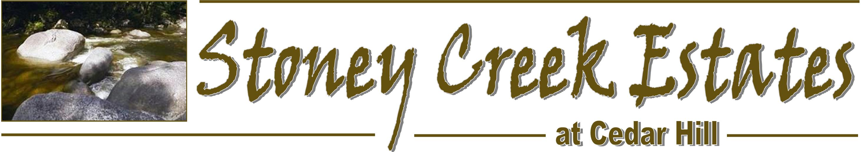 Stoney Creek Estates Logo