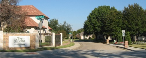 Photo of Greenbriar Estates Entrance