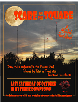 scare on the square image