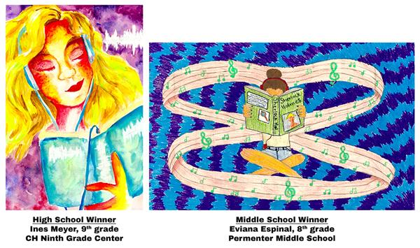 SRP Art Contest Winners