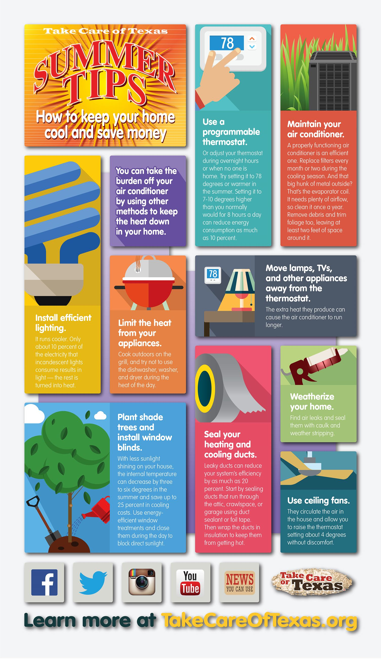 Summer-Tips-Infographic2016
