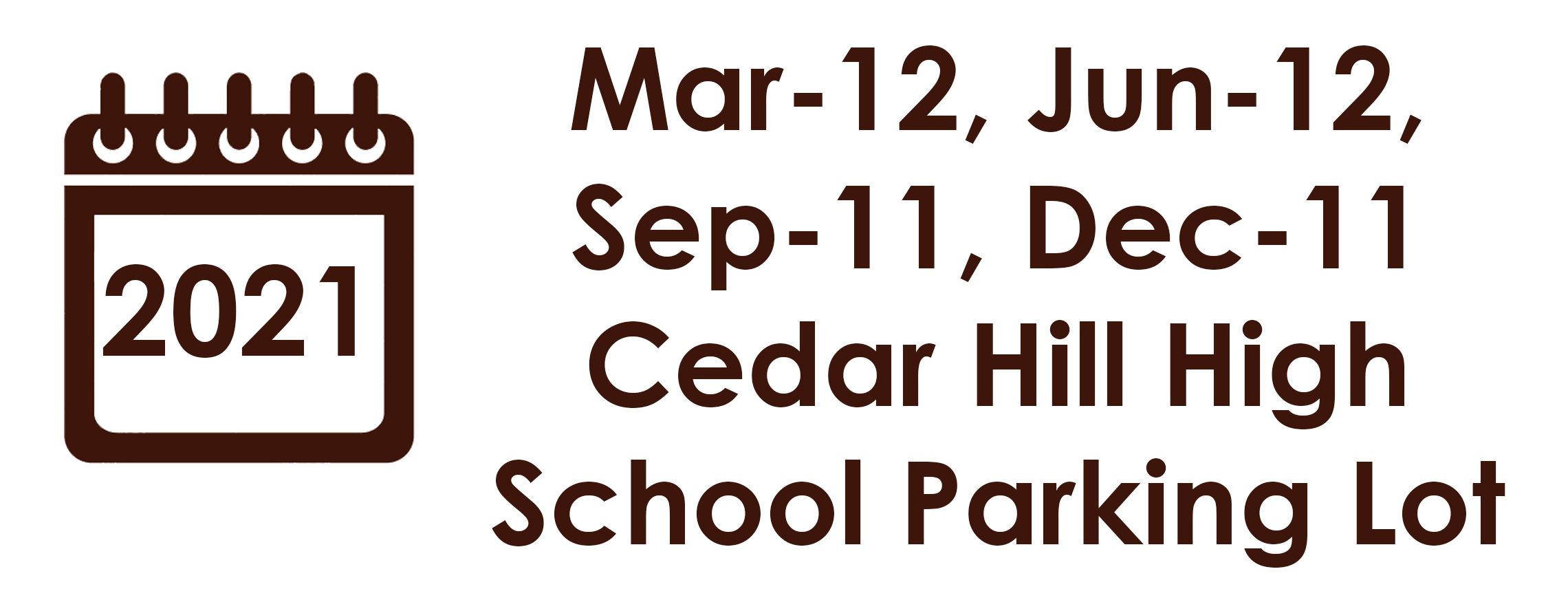 ECD Dates Location