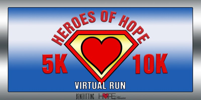 Heroes of Hope Virtual Race