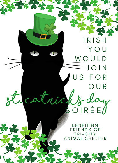 St Catricks Day Soiree 2019