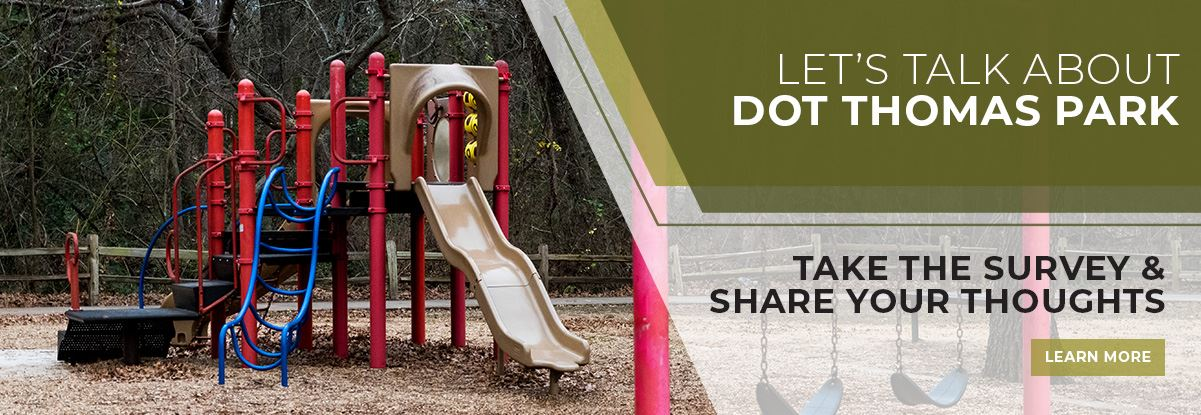 Playground at Dot Thomas Park - Click for more info