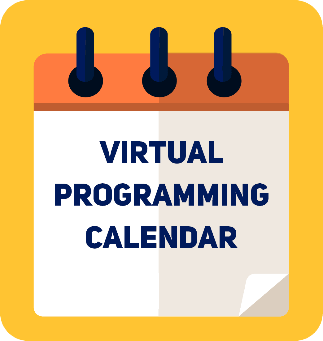 Virtual Programming Calendar Opens in new window