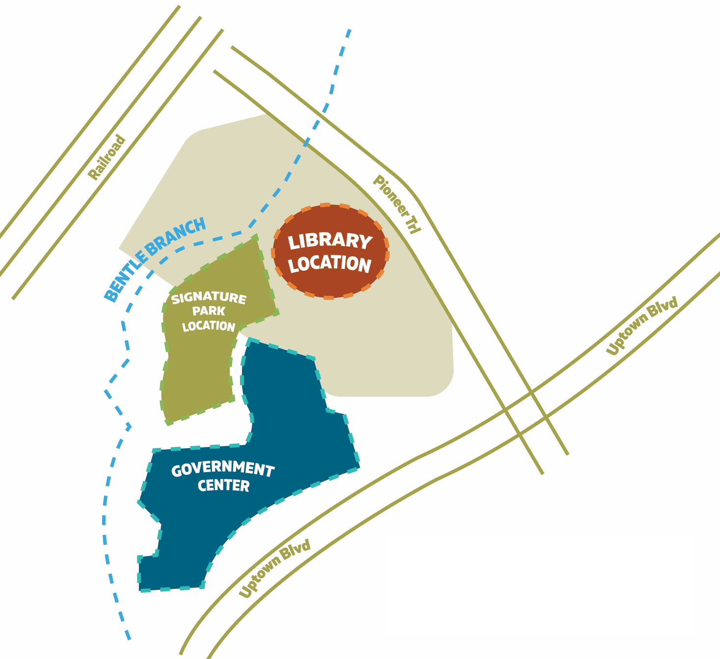 Library Location Map
