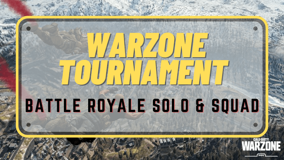 Warzone Tournament