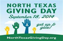 North TExas giving day logo