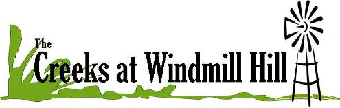 Creeks at Windmill Hill Logo