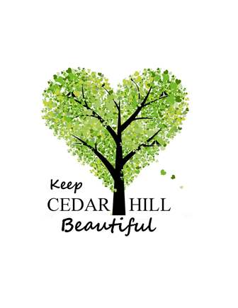 Keeping Cedar Hill Beautiful