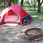 Camping at Cedar Hill State Park s