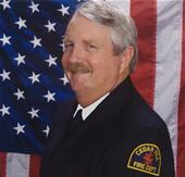 Battalion Chief Glen Clark