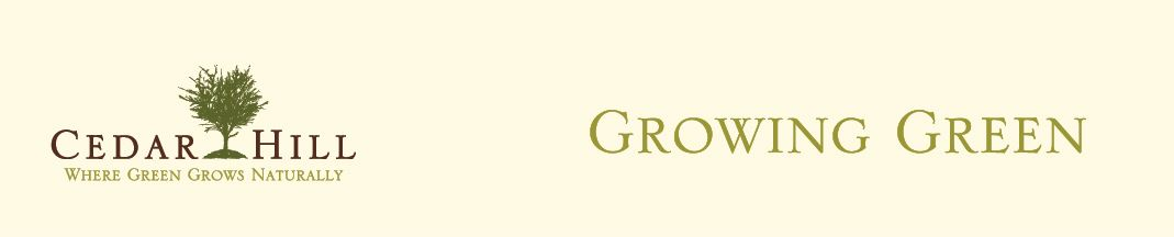 Growing Green Banner