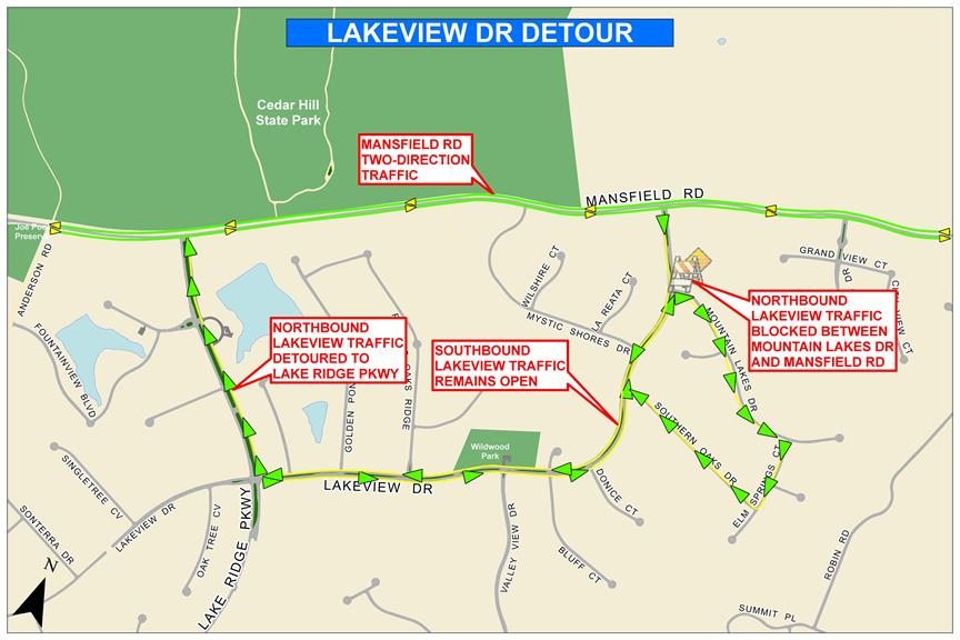 Lakeview Dr Detour 3 (3)