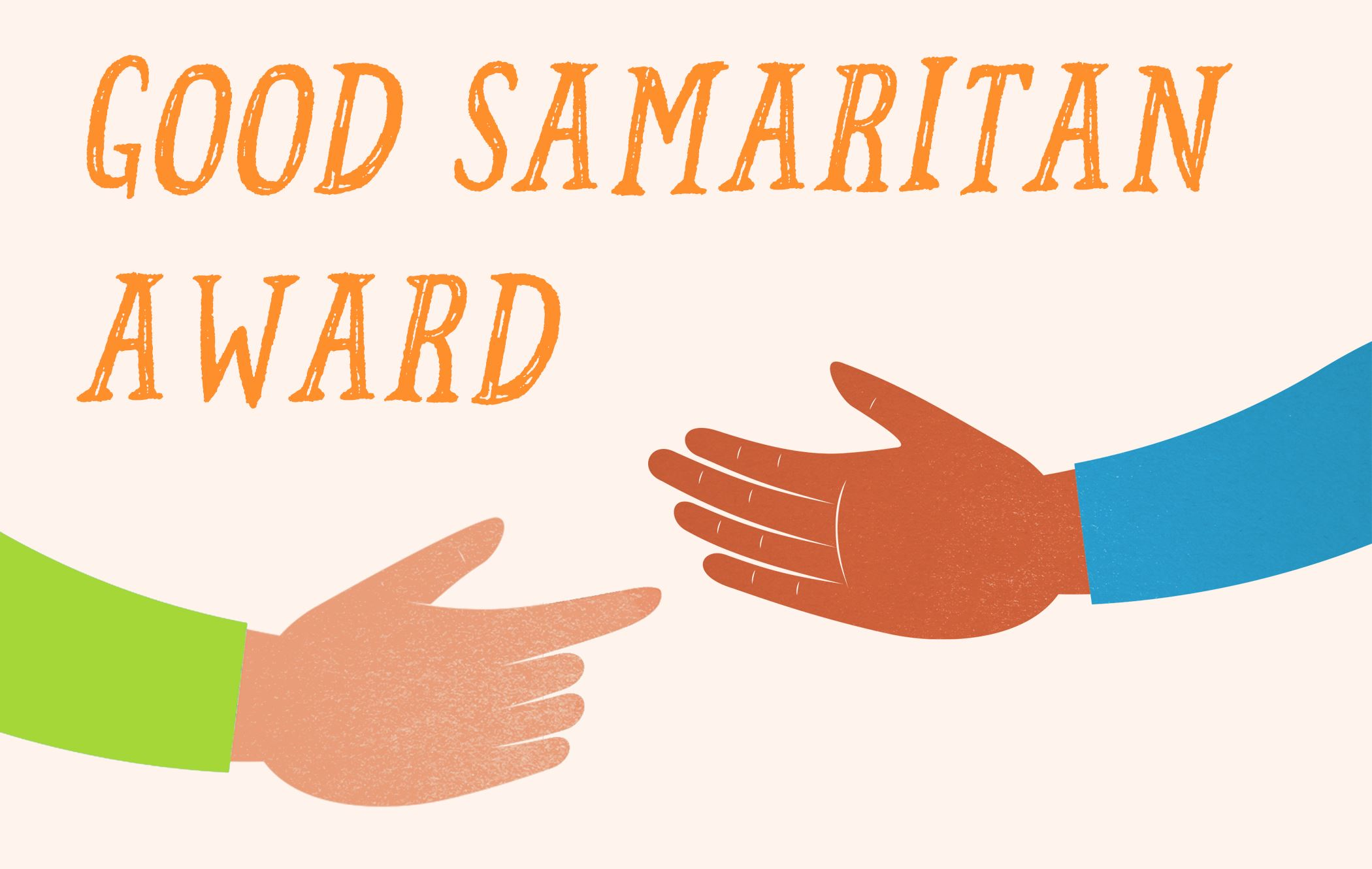 Good Samaritan Award