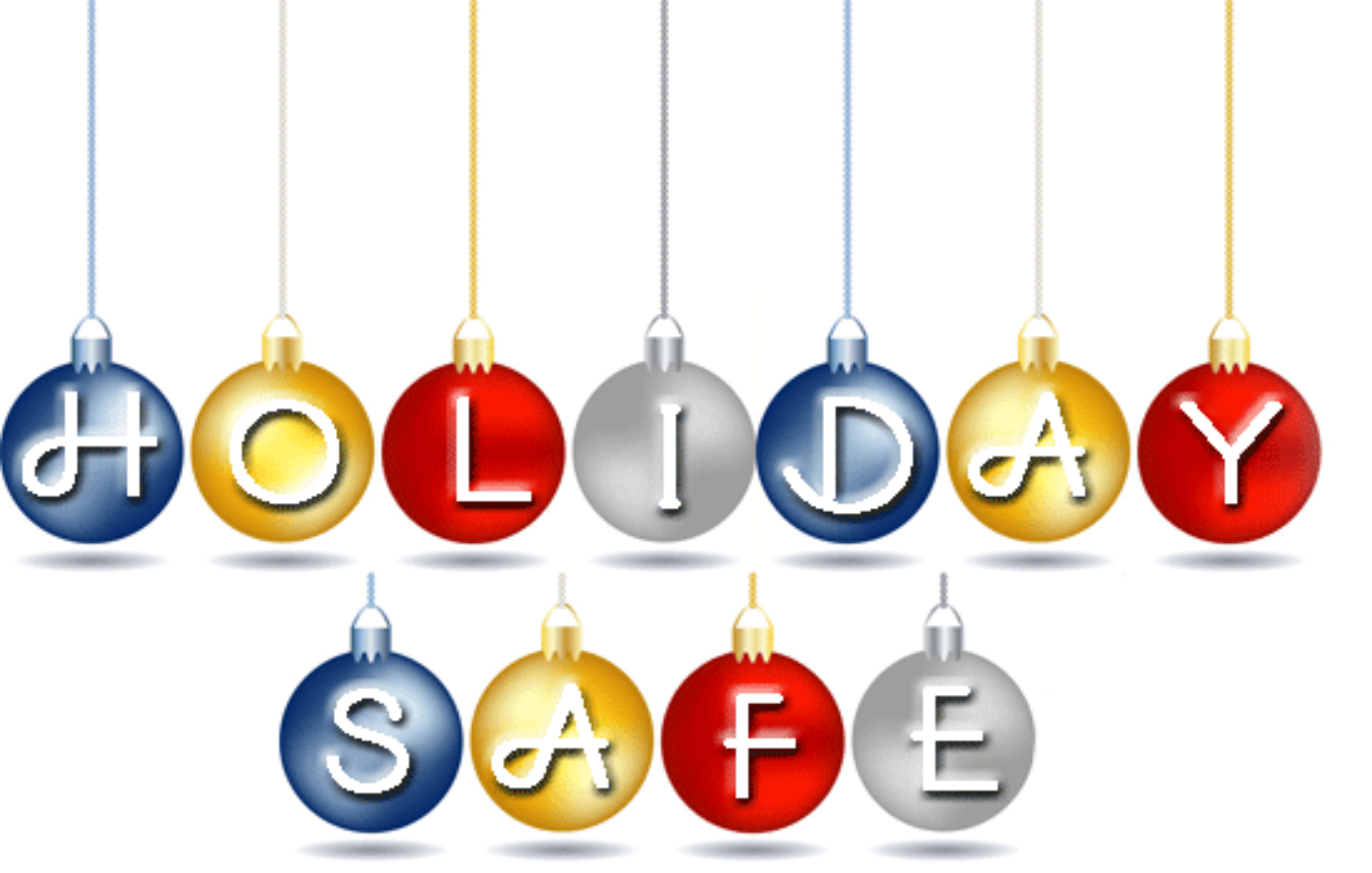 Holiday Safe Ornaments