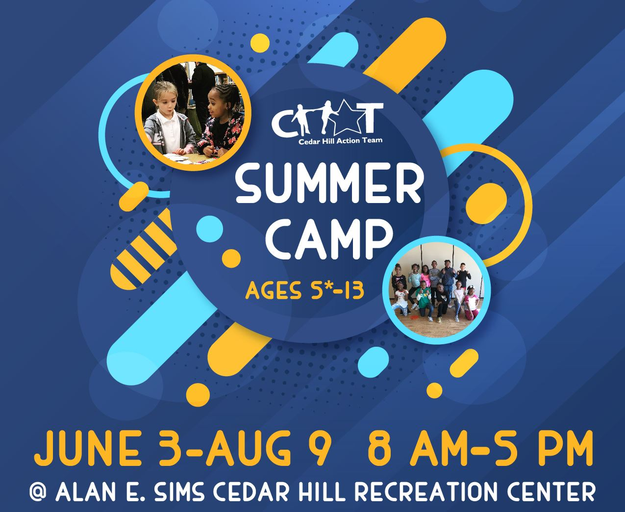 2019 CHAT Summer Camp