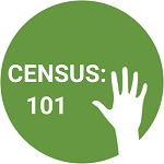 Census 101 mark