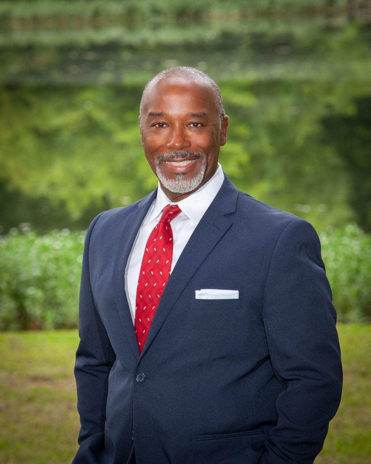 Council Member Gregory Glover