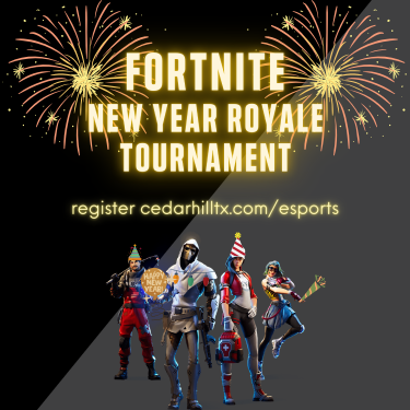 Fortnite New Year Tournament